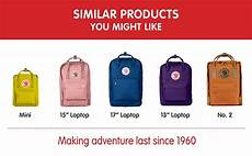 Fjallraven Backpack Size Chart Amazon Com Fjallraven Kanken Classic Backpack For
