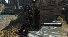Daedric Assassin Light Armor Daedric Assassin Armor At Skyrim Nexus Mods And Community