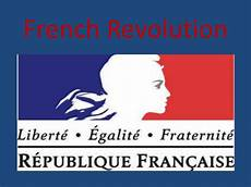 French Revolution Powerpoint Ppt French Revolution Powerpoint Presentation Free