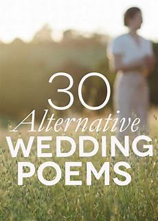 Wedding List Poems The Ultimate List Of Non Cheesy Wedding Poems A