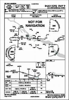 Naco Approach Chart Legend Aim0504 Auto10