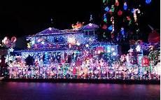 Best Restaurant To See Bay Bridge Lights The Best Christmas Lights In Every State Best Christmas