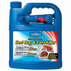 bayer advanced bed bug flea home pest killer 64 oz ready