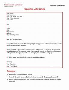 Professional Resignation Professional Resignation Letter Templates At