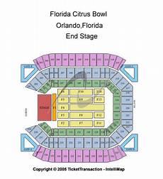 Citrus Bowl 2019 Seating Chart Florida Citrus Bowl Tickets And Florida Citrus Bowl