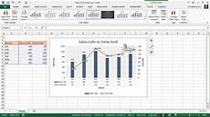 Chart Elements List Excel Creating A Combination Chart In Excel Amp Introducing With
