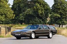 a one off aston martin lagonda shooting brake designed by