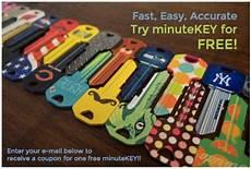 Walmart Key Designs Free Key From Minutekey Kiosk Locations Found In Select