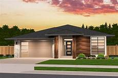 Home Design Story Exclusive One Story Prairie House Plan With Open Layout