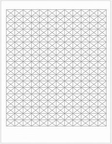 Isometric Graph Paper Staples 4 Free Printable Isometric Graph Paper Template
