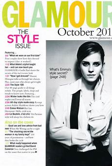 A Magazine Watson In Magazine Uk October 2012 Issue