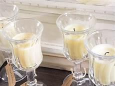candele vetro bomboniere candele bicchiere vetro matrimonio da sogno