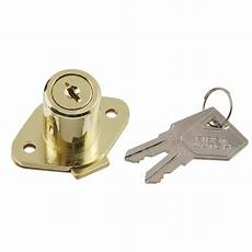 cabinet drawer lock security