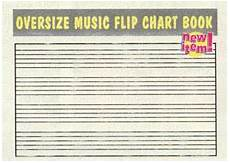 Music Flip Chart Buy Oversized Music Flip Chart Book Music Media Music