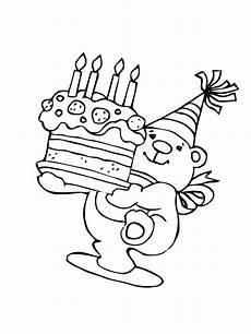 Kostenlose Malvorlagen Geburtstag Ausmalbilder Zum Geburtstag Zum Ausdrucken Geburtstagstorte
