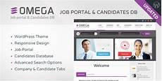 Job Portal Wordpress Theme Free Download Download Omega Wordpress Job Portal Amp Candidate Database