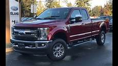 2019 Ford F250 by 2019 Ford F 250 Xlt Fx4 Chrome Premium V8 Supercab Review