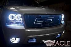 Led Lights For Avalanche Oracle Halo Kits For Chevy Avalanche 2007 2013 Chevy