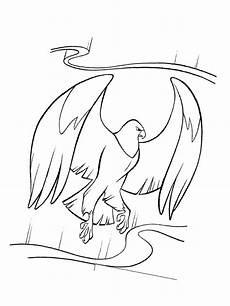 Malvorlagen Kinder Adler Adler Ausmalbilder Ausdrucken Malvor