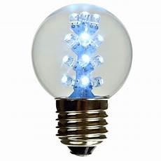Vintage Light Bulbs Cool White Cool White G50 Led Globe Light Bulb