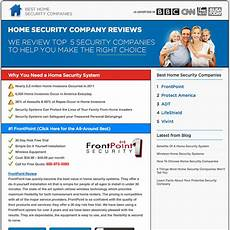 Security Companies Name Home Security Companies Review Site Completes Reevaluation