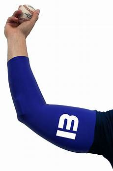 arm sleeve for pitchers sleeve created to combat injuries in baseball