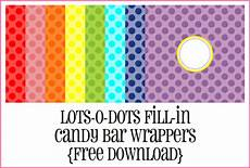 Free Birthday Candy Wrapper Template Candy Bar Birthday Wrapper Round Up The Organized