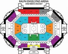Betty Engelstad Arena Seating Chart Maps Ralph Engelstad Arena