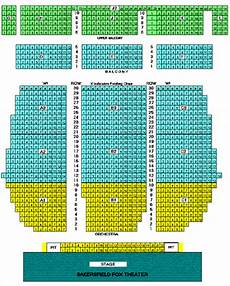Fox Theater Detailed Seating Chart Roseland Theater Seating Chart Ronieronggo