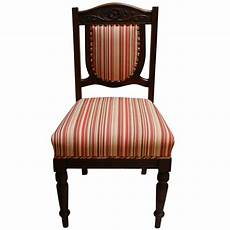 Striped Sofa Png Image by Furniture Seating Vintage Wooden Striped Chairs 41446
