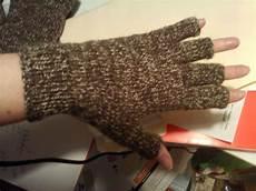 paigeedd knit fingerless gloves
