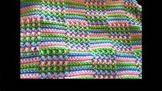 beginner crochet afghan patterns