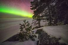 Voyageurs National Park Northern Lights Northern Lights Lake Kabetogama Voyageurs National Park