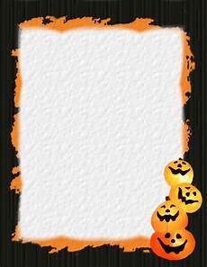 Word Halloween Templates Halloween 1 Free Stationery Com Template Downloads