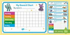 Good Behaviour Charts To Print Off Free Printable Reward Chart Pack Teacher Made