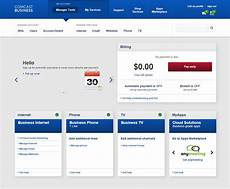 Comcast Internet Support Online Account Manager Tools