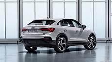 Audi Q3 S Line 2020 by 2020 Audi Q3 Sportback S Line Color Dew Silver Rear