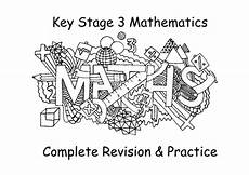 Maths Cover Page Design Free Massive Math Revision Powerpoint Ks3 Gcse Over 100