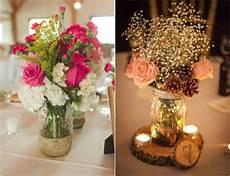 Wedding On A Budget 10 Beautiful Mason Jar Wedding Centerpieces On A Budget