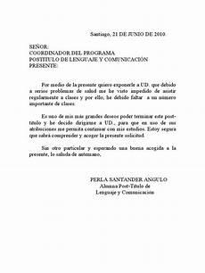 Ejemplos De Cartas De Peticion Ejemplo De Cartas