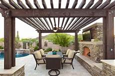 Arizona Pergola Designs Pergolas Ramadas And Gazebos Phoenix Landscaping Design