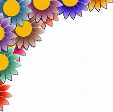cornici colorate da stare frame flower colorful 183 free image on pixabay