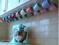 clever mug storage cupboards this would free up a