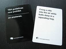 Example Of Cards Against Humanity Cards Against Humanity Review Invision Game Community