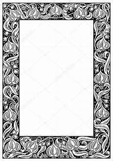 cornice gotica cornice da favola fiore retr 242 vintage in stile gotico