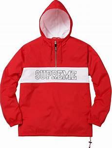 supreme clothing sale supreme ripstop pullover summer 2016 essentials