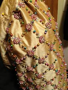 detailed beadwork not a tutorial just for