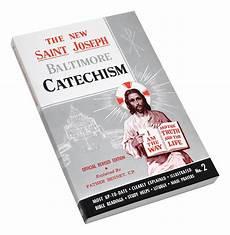 Catholic Book Publishing St Joseph Baltimore Catechism