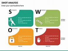 Swot Analysis Ppt Swot Analysis Powerpoint Template Sketchbubble