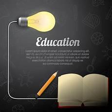education wallpaper vector image 1821879 stockunlimited